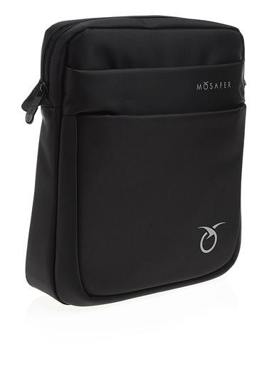 Mosafer Messenger / Askılı Çanta Siyah